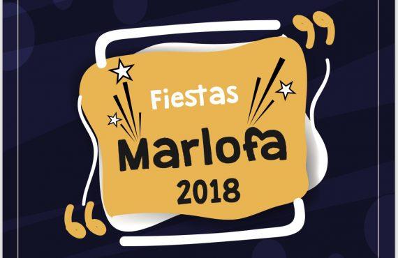 Fiestas Marlofa 2018