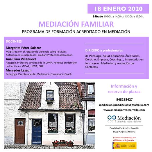 Mediación Familiar 2020